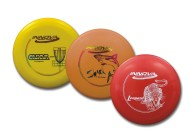 Disc Golf - 3 Disc Set - Innova DX (set of 3)