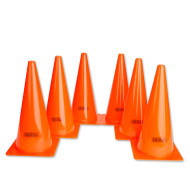 "Spectrum™ Cones, 15"" (set of 6)"