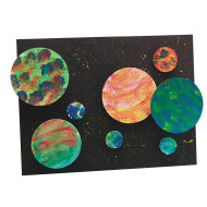 3-D Galaxy Craft Kit (makes 12)