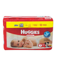 Huggies® Snug And Dry Diapers, Size 1