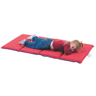 "1"" Four Section Infection Control Rest Mat (pack of 10)"