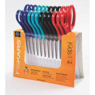 Fiskars® Scissors for Kids - Pointed Tip  (pack of 12)