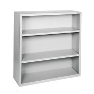 42<in/> Metal Bookcase