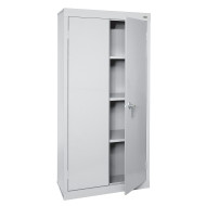 Value Line Storage Cabinet, Extra Tall- 3 Shelves