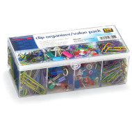 Clip Organizer Value Pack (pack of 520)