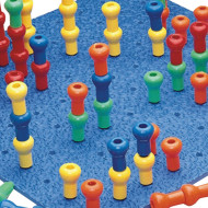 Jumbo Hold-Tight Pegs 100pc. (set of 100)