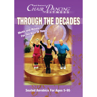 Chair Dancing Through the Decades DVD