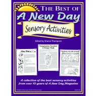The Best of a New Day Sensory Activities Book