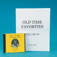 Old Time Favorites, Vol. III CD