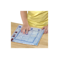 Tic Tac Toe Gel Pad