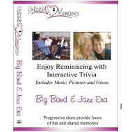 Unlock the Memories DVD, Big Band & Jazz Era