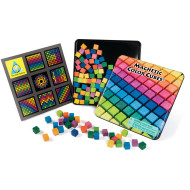 Magnetic Color Cubes