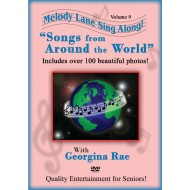 Songs From Around the World Sing-Along DVD