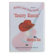 Country Classics Sing-Along DVD