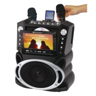 Portable DVD CDG MP3G Karaoke Player