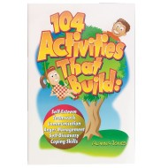 Activities That Build Self-Esteem Book