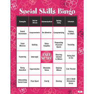 Adult Bingo Game, Social Skills