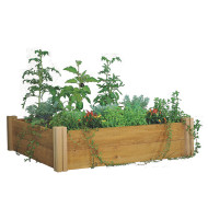 Two-Level Gronomics® Raised Bed