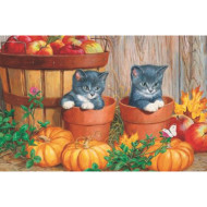 Little Pumpkins 35-Piece Tray Puzzle