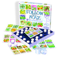 Follow Your Nose Game