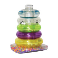 Sensory Ring Stackerz Stacking Toy