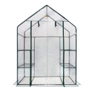 Ogrow Walk-In, 3-Tier, 6-Shelf Port Greenhouse