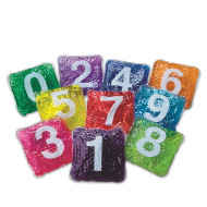 Squishy Square Numbers (set of 10)
