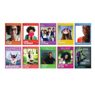 Positive Teen Poster Series Set of 10 (set of 10)