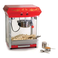 Popcorn Maker with 4oz. Kettle