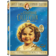 Shirley Temple 6-DVD Storybook Collection (pack of 6)