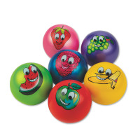 Snifty Fruit-Scented Balls (set of 6)