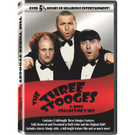 Ultimate Three Stooges 5-DVD Collection ( of 5)