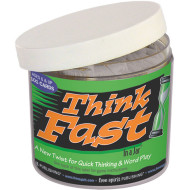 Think Fast In a Jar® Game