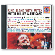 Sing Along with Mitch Miller and the Gang CD