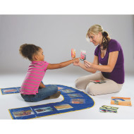 U Play Mat with Card Decks
