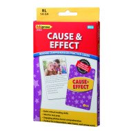 Cause and Effect Comprehension Cards