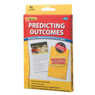 Predicting Outcomes Comprehension Cards