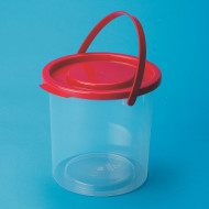 S&S Bead Bucket with Stacking Lid