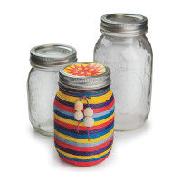 Ball Mason Jars w/ Lid, 16 oz. (case of 12)