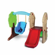 Little Tikes™ Hide and Seek Climber and Swing