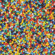 India Glass Seed Beads 1-lb Bag (bag of 15000)