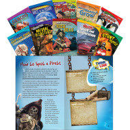 Time For Kids® Non Fiction Readers Grade 5 (set of 10)