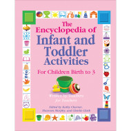 Encyclopedia Of Infant And Toddler Activities Book