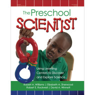 Preschool Scientist Book