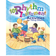 101 Rhythm Instrument Activities Book