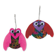 Mini Owl Craft Kit (makes 24)