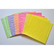 Cornstarch Construction Paper (pack of 28)