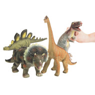 Soft Dinosaurs (set of 4)