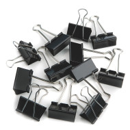 Large Binder Clips (box of 12)