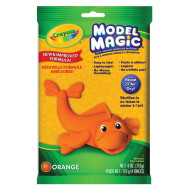 Crayola® Model Magic Clay 4oz. Single Pack, Orange